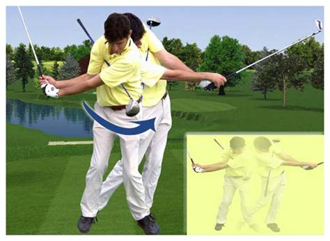 golf swing connection come eseguire uno swing in perfetta connessione caneo golf