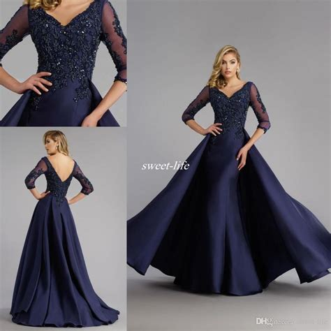 Sleeve A Line Evening Gown best 25 sleeve evening gowns ideas on