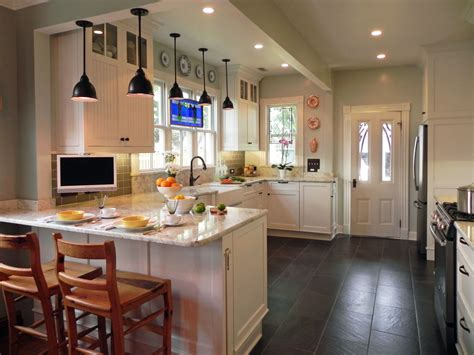 Transitional Kitchen Lighting Transitional Pendant Lighting Kitchen With Marble Counter Overhang Gray Subway Tile