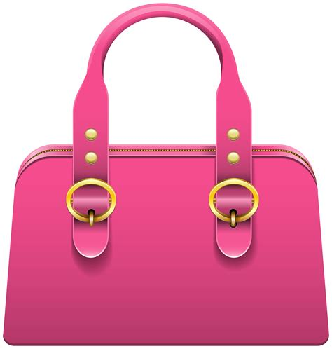 shopping bag transparent emoji handbag pink png clip art best web clipart
