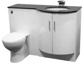 Cheap Bathroom Sink Units - bathroom vanity unit suite btw toilet seat cistern solid black granite top ebay
