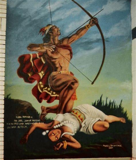 imagenes de angeles aztecas cuauhtemoc los angeles
