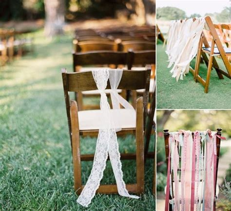 decoration housse de chaise mariage wedding chair decor and styling ideas weddbook