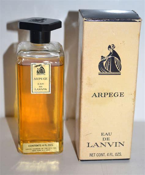 Parfum Lanvin arpege eau de parfum by lanvin shop vintage
