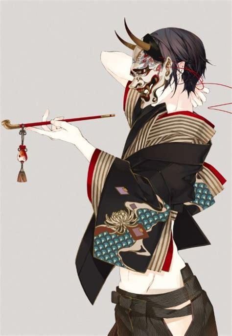 D Anime Character by Zzzzmikiguu Hoozuki No Reitetsu Arte Exc 233 Ntrico 01