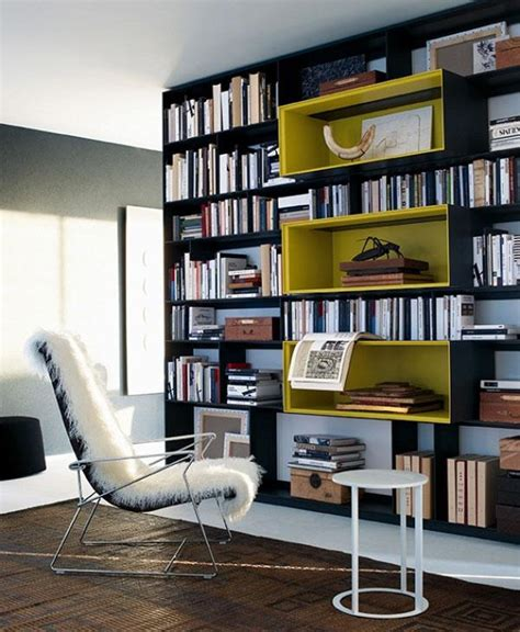 concepts in home design wall ledges 8 book worthy modern home libraries 212 concept modern