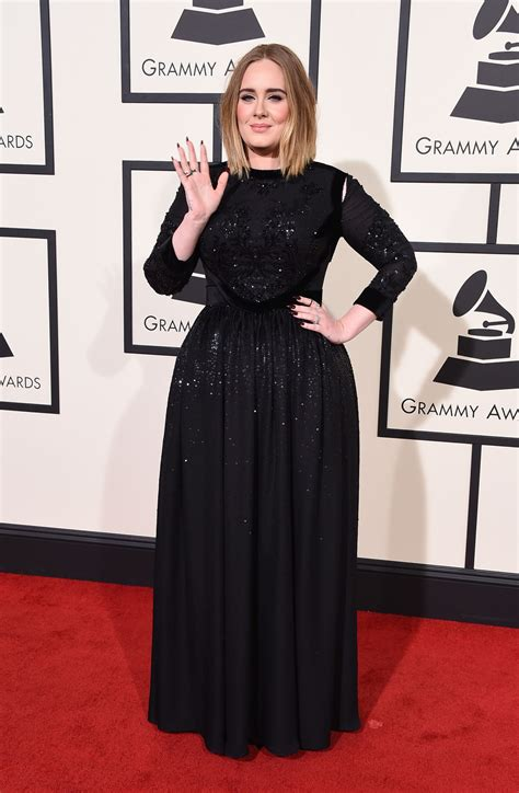 grammy awards 2016 adele new haircut adele new haircut adele hair grammys 2016 celebrity hairstyles looks hairstyles