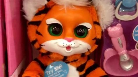 Animal Baby Toys animal babies nursery quot baby tiger quot talking soft