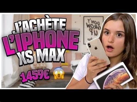 j ai l iphone xs max