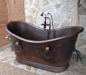 vintage copper bathtubs aren t as much trouble as you