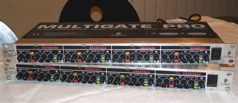 Multi Gate photo behringer multigate pro xr4400 behringer xr4400 multigate pro 172218 audiofanzine