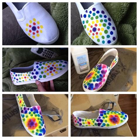 diy sharpie and shoes 1 draw on shoes