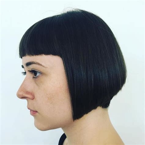 Black Hairstyles Bob With Bangs by 50 Bob Haircuts And Hairstyles With Bangs