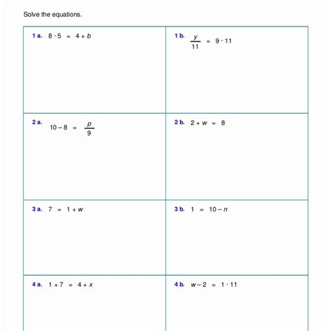 Grade 8 Resume Template by 8th Grade Math Problems With Answers Worksheets