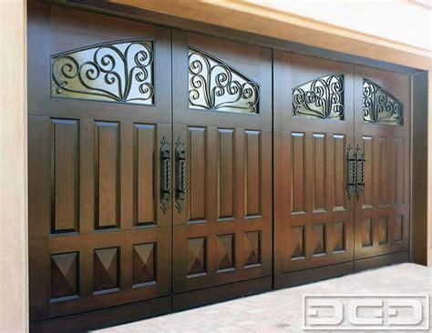 custom garage door repair