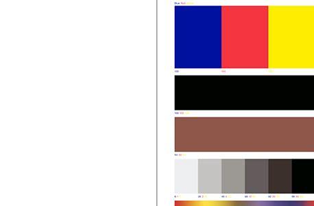 color library color library les presses du r 233 el livre