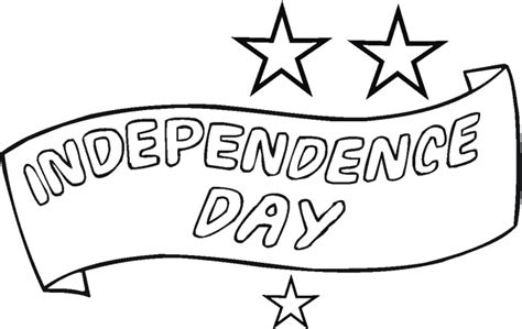 Independence Day Coloring Pages Coloring Part 2 Independence Day Coloring Pages