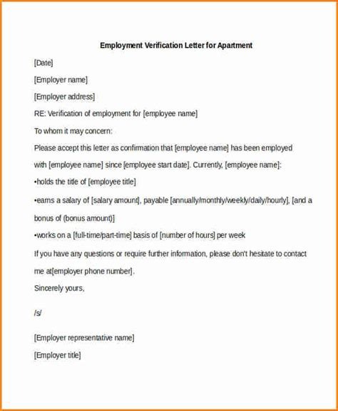 Reference Letter For Apartment From Employer 5 salary reference letter from employer simple salary slip