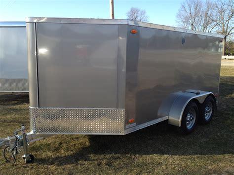 series trailer aluminum cargo trailer series rnr trailers