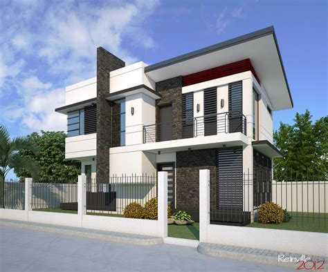 home design 6 modern house plans in the philippines escortsea