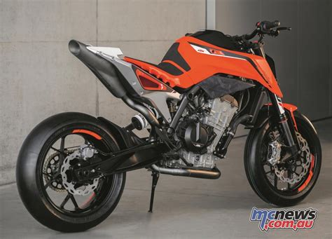 New Duke Ktm Ktm 790 Duke Prototype New Parallel From Ktm