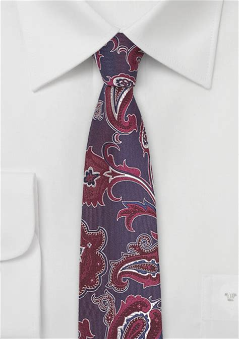 wine colored bow tie wine colored paisley tie ties shop paisley