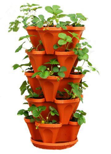vertical aeroponics growing tower systems gardening pots
