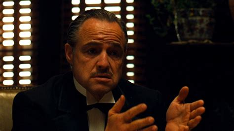 Godfather Don don vito corleone quotes quotesgram