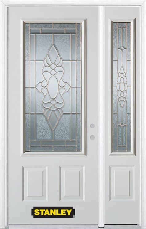 Stanley Doors 48 Inch X 82 Inch Victoria 3 4 Lite 2 Panel 48 Doors Exterior