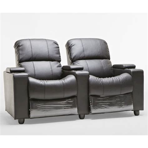 sophie sofa sophie black leather sofa 2 seater recliner lounge buy