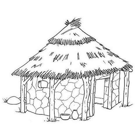 imagenes para dibujar indigenas desenho de casa dos 237 ndios para colorir tudodesenhos