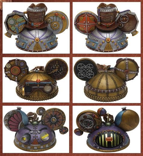 the mechanical kingdom inspires new merchandise at disney
