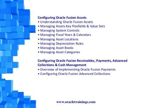 oracle mdm tutorial oracle fusion financials oracle fusion financials training