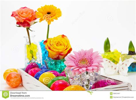 10 Prettiest Easter Decor Items by Beautiful Easter Decorations Stock Image Image 35812497