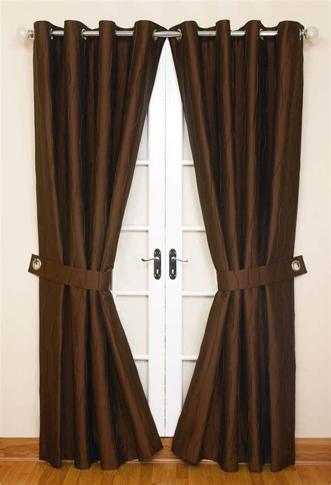 chocolate brown curtains chocolate curtains eyelet ready made curtains woodyatt