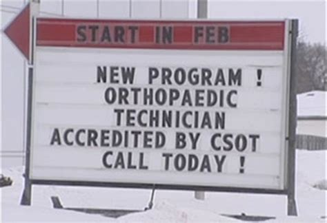 Operating Room Technician Course Canada by In Canada Orthopaedic Program Launching In
