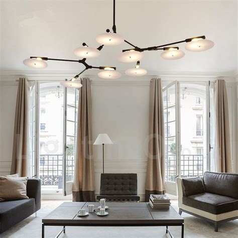 contemporary chandeliers for living room black 9 light modern contemporary chandelier l for