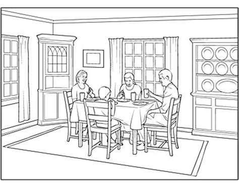 coloring pages house rooms vic kulihin film studies