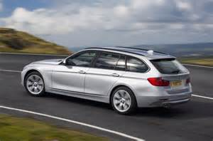 bmw 3 series estate towing capacity