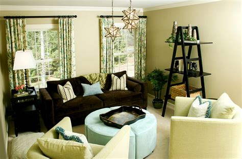 Decor With Accent 25 Green Living Rooms And Ideas To Match
