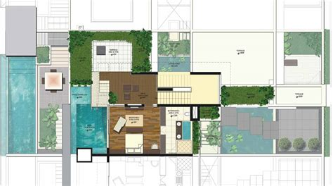 plan villa inspiring small villa plan 21 photo house plans 3713