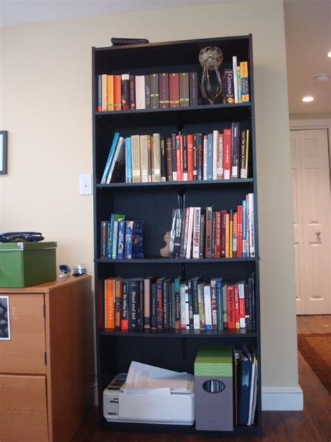 betsy how to reinforce your crappy bookcase