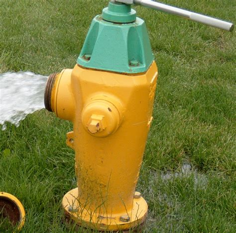 hydrant colors hydrant color coding and maintenance des moines
