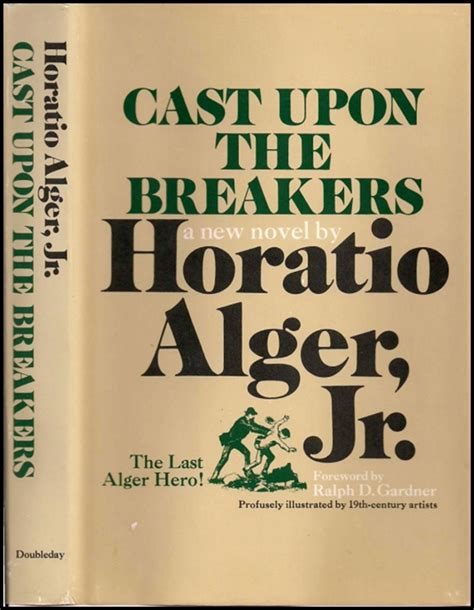 cast upon the breakers books the horatio alger society