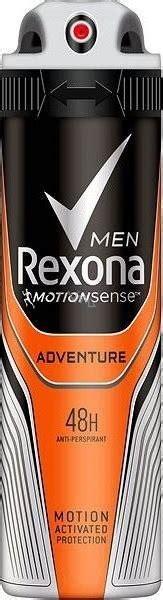 Rexona Adventure Deodorant rexona adrenalin adventure antiperspirant deodorant