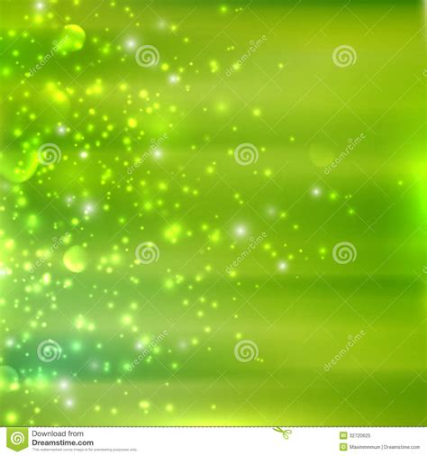 happy green color green background with sparkles royalty free stock photo