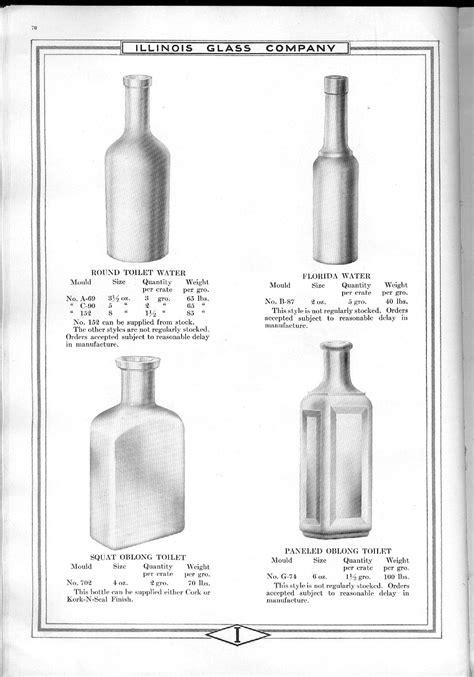 Illinois Glass Co. 1920 Catalog