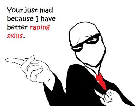 Slender Man Know Your Meme - image 420158 slender man know your meme