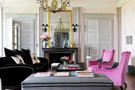 pink and gray living room 15 modern interior decorating ideas blending gray and pink colors