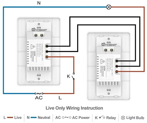 z wave light switch without neutral the following is the